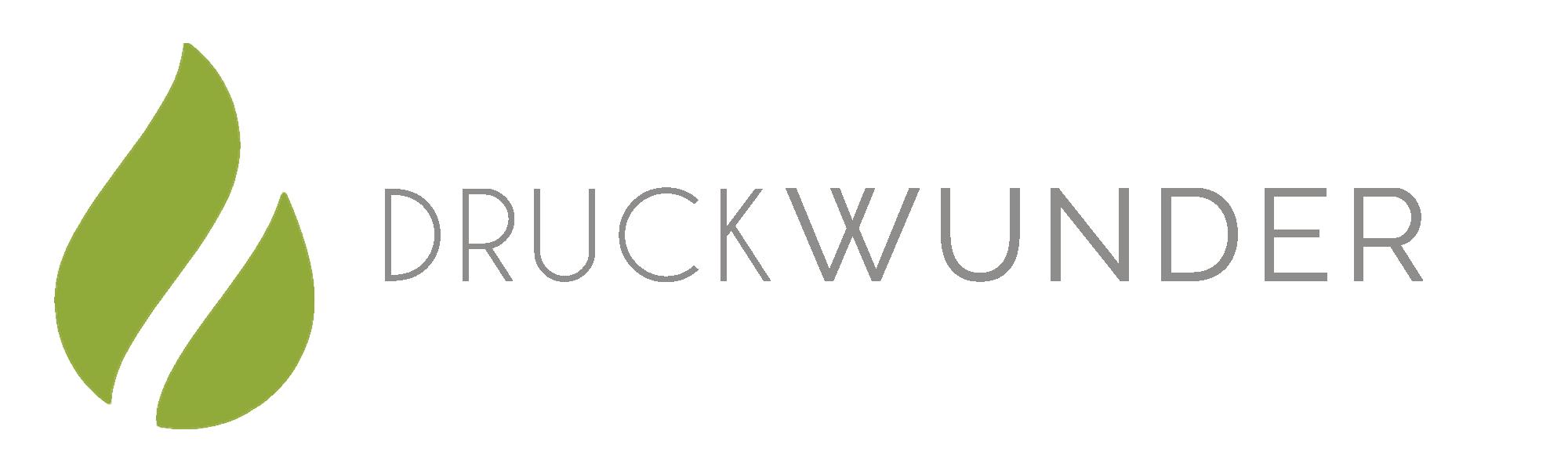 DRUCKWUNDER Logo